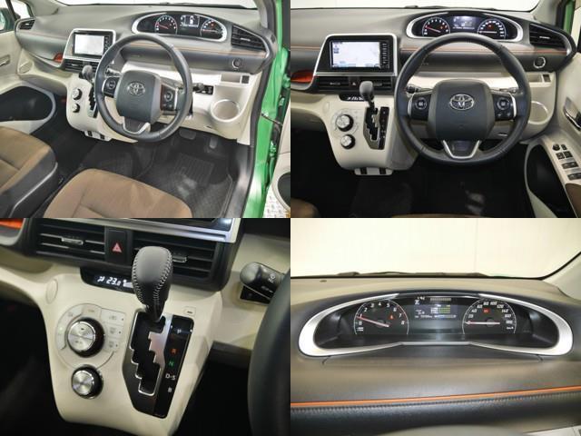 G 4WD ワンセグ メモリーナビ ミュージックプレイヤー接続可 バックカメラ ETC ドラレコ 両側電動スライド LEDヘッドランプ 乗車定員6人 3列シート ワンオーナー(4枚目)