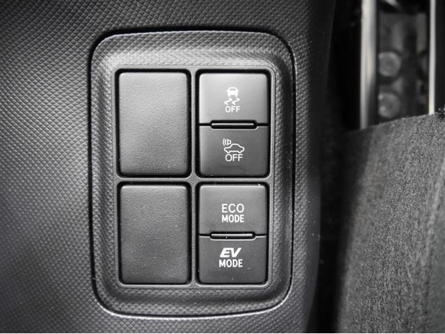VSC OFF/車両接近通報OFF/ECOモード/EVモード