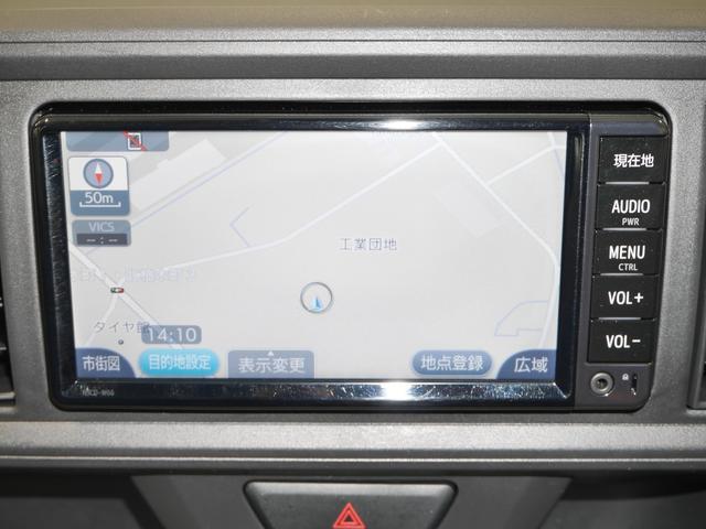X S 4WD スマートアシスト・メモリーナビ付(9枚目)