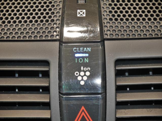 車内の雑菌をイオンで除去でき、快適な空間をつくりあげるプラズマクラスタースイッチです