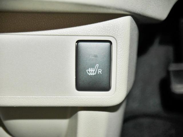 心地よい温もりで、あったか快適なシートヒーターが運転席側に付いてますよ!寒い冬にあると嬉しいですね☆