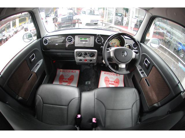 スズキ アルトラパン モードターボ4WDワンオーナーHIDシートヒーター