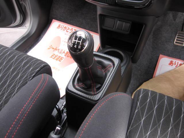 ベースグレード4WD5速マニュアル車HID(15枚目)