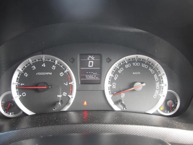 スズキ スイフト RS4WD特別仕様SDナビTV純正エアロ