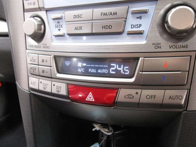 スバル レガシィツーリングワゴン 2.5GTターボ4WDパドルシフトHDDナビ横滑り防止装置