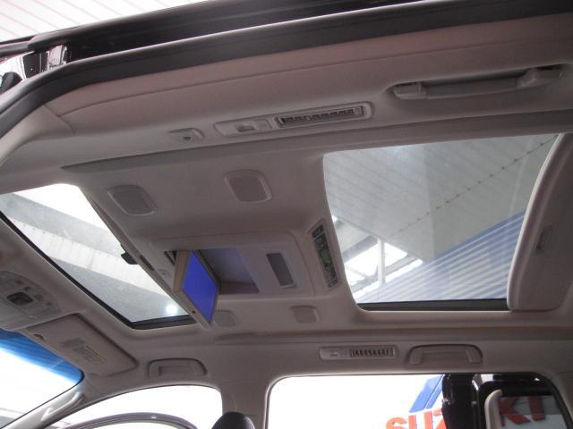 トヨタ ヴェルファイアハイブリッド ZR GエディションHDDナビTV黒革Wサンルーフ両側Pスラ