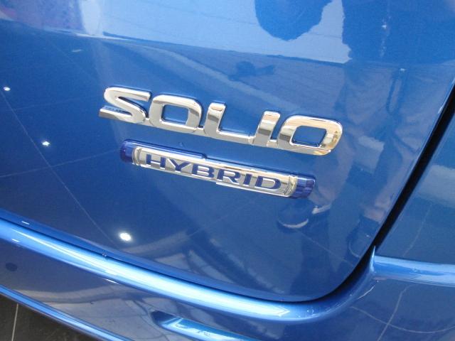 スズキ ソリオ ハイブリッドMX4WDデュアルカメラブレーキサポートPスラ