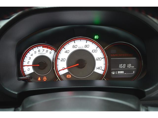 ベースグレード4WD5速マニュアル車HID(19枚目)