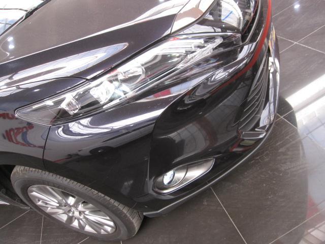 トヨタ ハリアー プレミアム4WDハーフレザー9インチSDナビTV