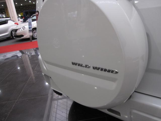 スズキ ジムニー ワイルドウインド特別仕様車5速マニュアルSDナビ