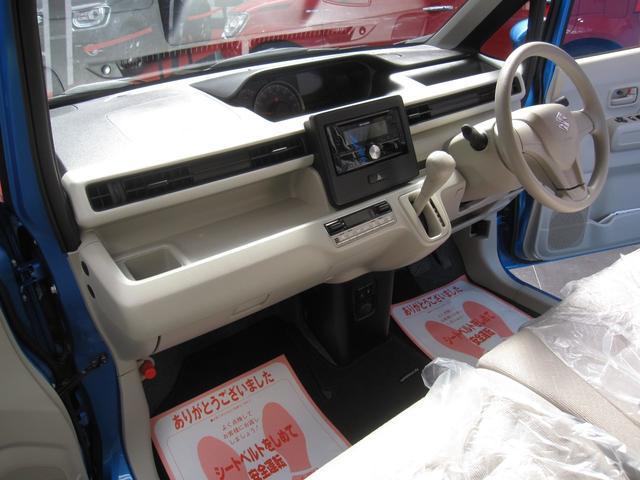 ハイブリッドFX4WDセーフティパッケージデュアルセンサーB(9枚目)