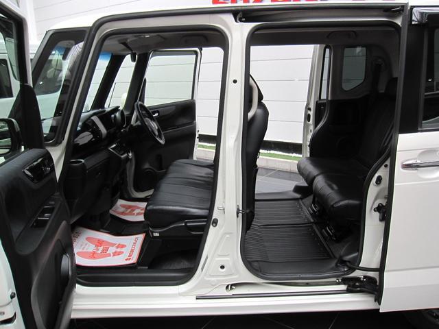 G・Aパッケージ 4WD オートスライドドア HID(12枚目)