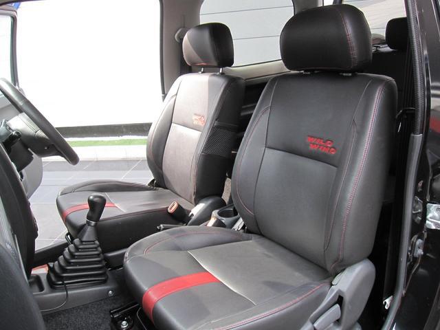 ワイルドウインド4WD特別仕様車SDナビTV(11枚目)