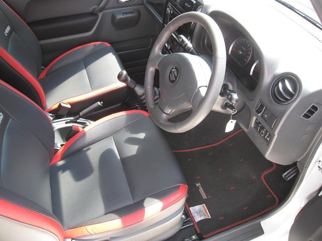 クロスアドベンチャー特別仕様車4WD ETC(10枚目)