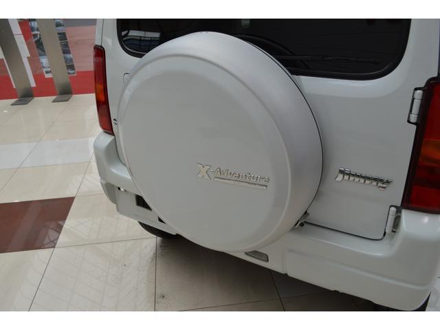 クロスアドベンチャー 特別仕様車4WDターボ5速マニュアル車ハーフレザーシートヒーターウインカーミラーヒーターCDキーレス(8枚目)