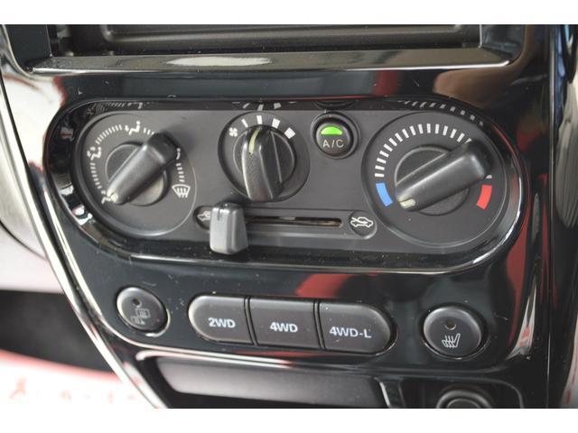 クロスアドベンチャー 特別仕様車4WDターボ5速マニュアル車ハーフレザーシートヒーターウインカーミラーヒーターCDキーレス(19枚目)