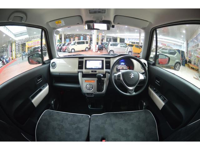G レンタアップSエネチャージ4WDデュアルカメラブレーキサポート誤発進抑制機能SDナビTVシートヒーターETC(3枚目)
