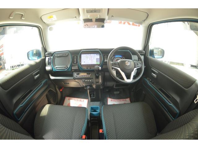 ハイブリッドXターボ 4WDターボセーフティサポート搭載デュアルカメラブレーキサポート後退時ブレーキサポート全方位モニター付9インチナビTVバックカメラLEDライトアダプティブクルーズコントロールパドルシフト(3枚目)