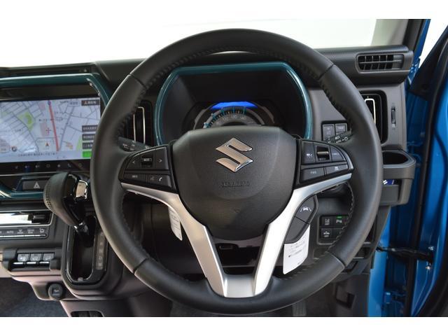 ハイブリッドXターボ 4WDターボセーフティサポート搭載デュアルカメラブレーキサポート後退時ブレーキサポート全方位モニター付9インチナビTVバックカメラLEDライトアダプティブクルーズコントロールパドルシフト(15枚目)
