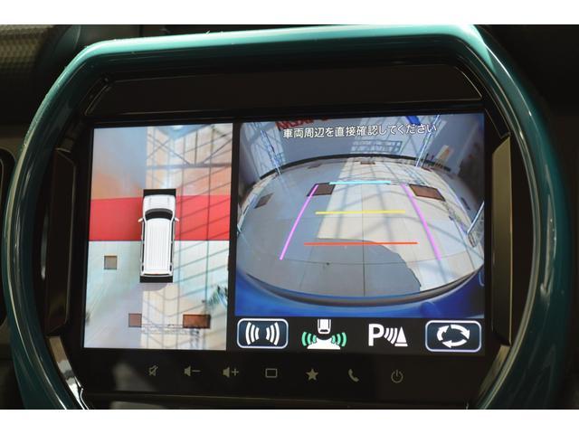ハイブリッドXターボ 4WDターボセーフティサポート搭載デュアルカメラブレーキサポート後退時ブレーキサポート全方位モニター付9インチナビTVバックカメラLEDライトアダプティブクルーズコントロールパドルシフト(17枚目)