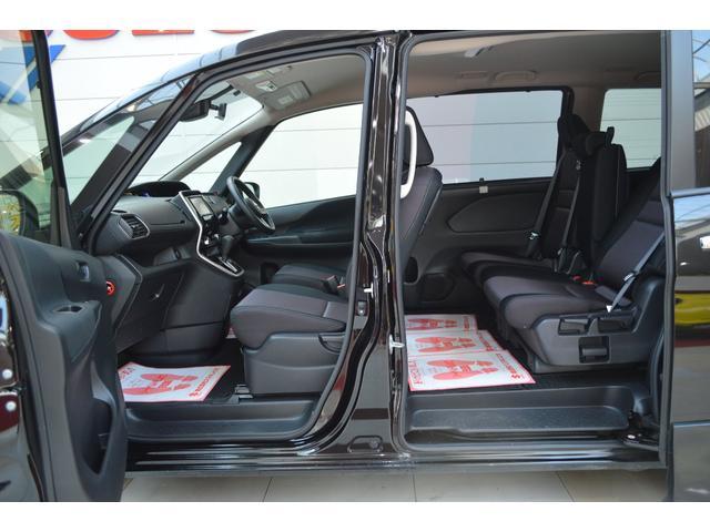 ハイウェイスター VセレクションII Sハイブリッドレンタアップ特別仕様車4WDエマージェンシーブレーキSDナビTVバックカメラ両側オートスライドドアLEDライト横滑り防止装置アイドリングストップクルーズコントロール(11枚目)