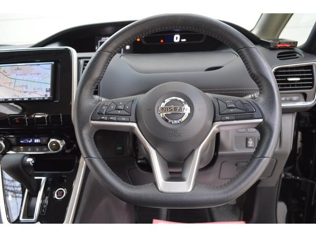 ハイウェイスター VセレクションII Sハイブリッドレンタアップ特別仕様車4WDエマージェンシーブレーキSDナビTVバックカメラ両側オートスライドドアLEDライト横滑り防止装置アイドリングストップクルーズコントロール(16枚目)