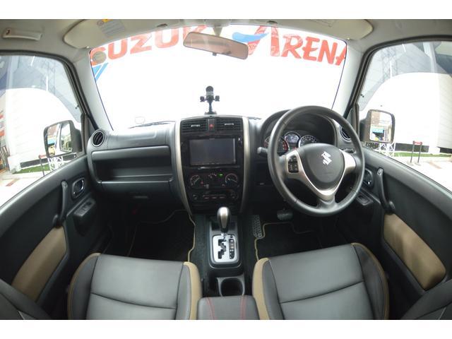 ランドベンチャー ワンオーナー特別仕様車4WDターボ社外HIDヘッドライトハーフレザーシートヒーター純正16インチアルミホイルウインカーミラーヒーター(3枚目)