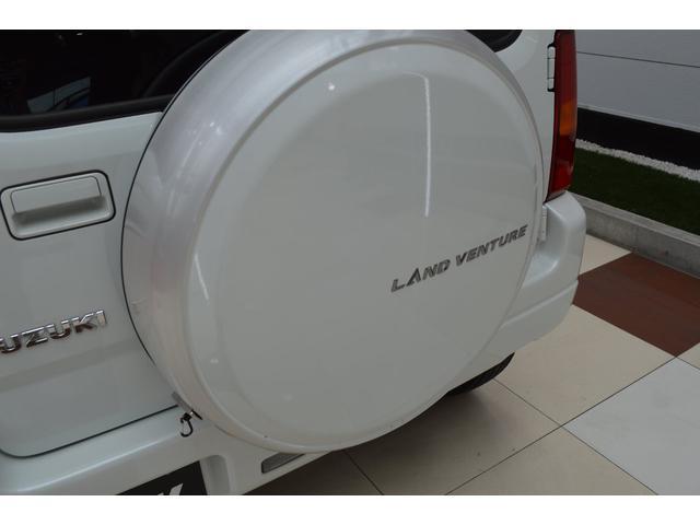 ランドベンチャー ワンオーナー特別仕様車4WDターボ社外HIDヘッドライトハーフレザーシートヒーター純正16インチアルミホイルウインカーミラーヒーター(9枚目)