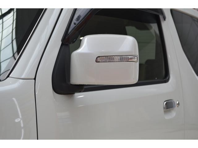 ランドベンチャー ワンオーナー特別仕様車4WDターボ社外HIDヘッドライトハーフレザーシートヒーター純正16インチアルミホイルウインカーミラーヒーター(10枚目)
