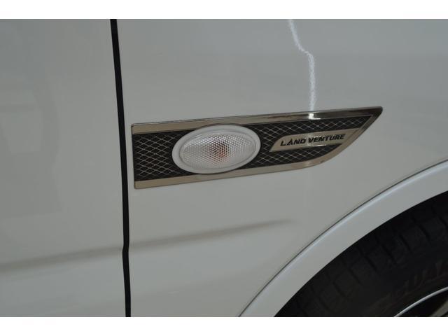 ランドベンチャー ワンオーナー特別仕様車4WDターボ社外HIDヘッドライトハーフレザーシートヒーター純正16インチアルミホイルウインカーミラーヒーター(11枚目)