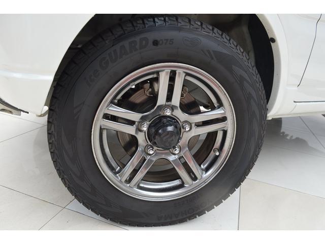 ランドベンチャー ワンオーナー特別仕様車4WDターボ社外HIDヘッドライトハーフレザーシートヒーター純正16インチアルミホイルウインカーミラーヒーター(12枚目)
