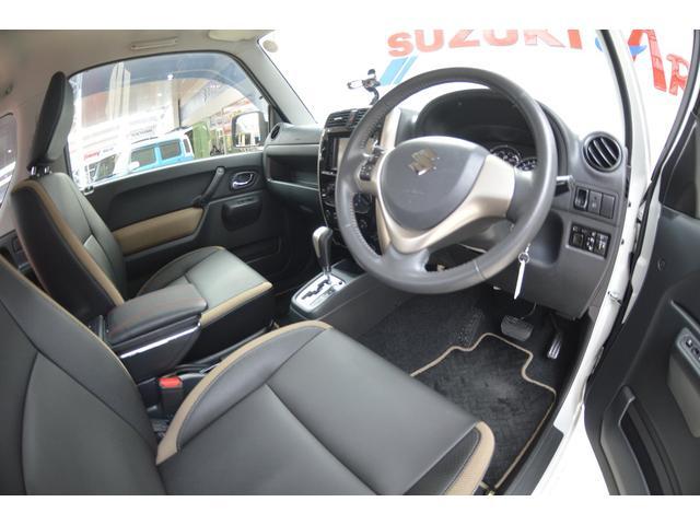 ランドベンチャー ワンオーナー特別仕様車4WDターボ社外HIDヘッドライトハーフレザーシートヒーター純正16インチアルミホイルウインカーミラーヒーター(18枚目)