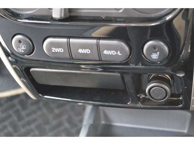 ランドベンチャー ワンオーナー特別仕様車4WDターボ社外HIDヘッドライトハーフレザーシートヒーター純正16インチアルミホイルウインカーミラーヒーター(21枚目)