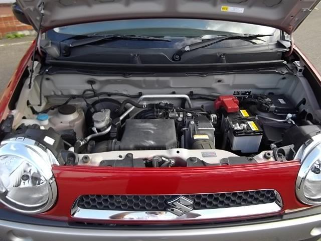 スズキ ハスラー Gターボ・4WD・ワンオーナー・TV・HDDナビ・スマートキ