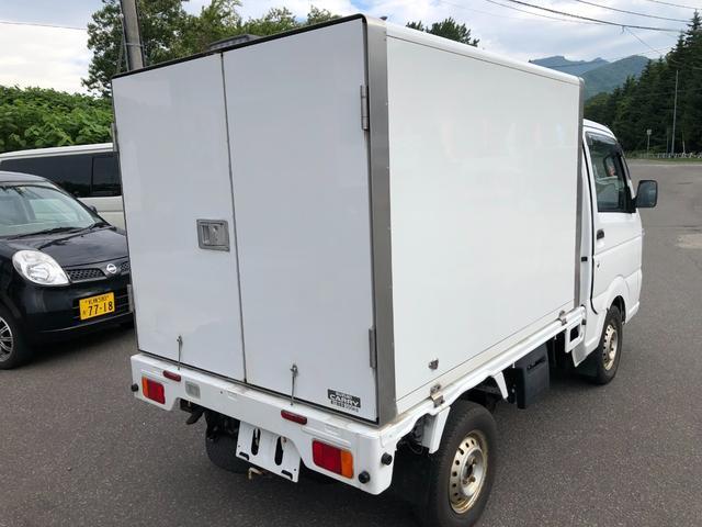 保冷箱車/4WD/オートマ/AC/PS/PW/キーレス(6枚目)