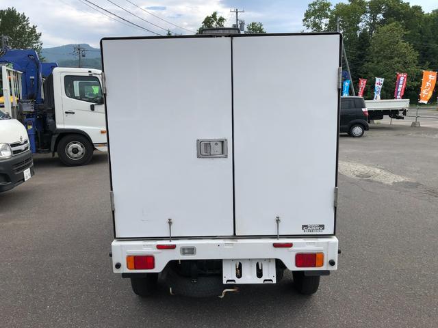 保冷箱車/4WD/オートマ/AC/PS/PW/キーレス(7枚目)