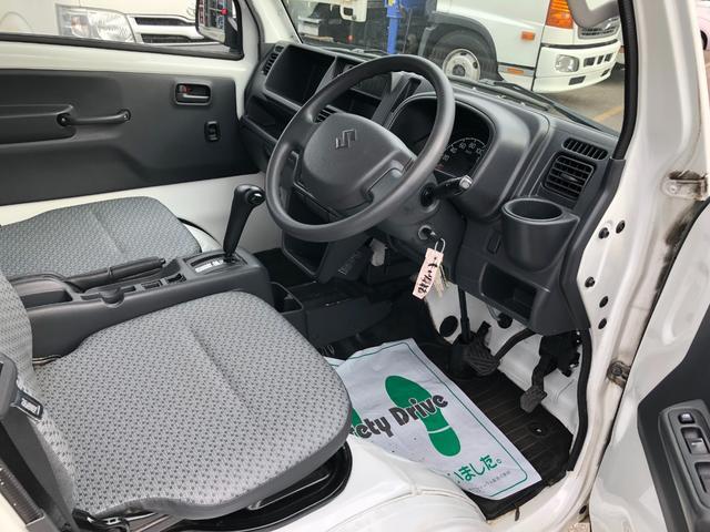 保冷箱車/4WD/オートマ/AC/PS/PW/キーレス(9枚目)
