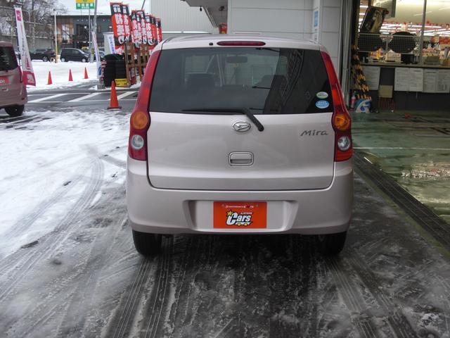 「ダイハツ」「ミラ」「軽自動車」「北海道」の中古車3