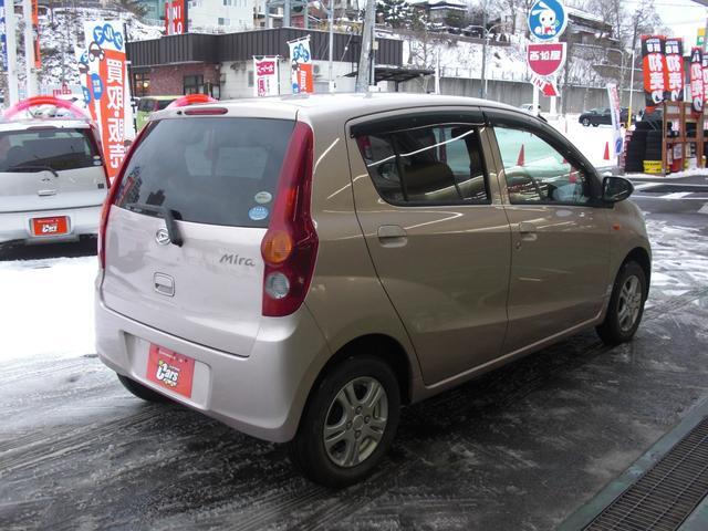 「ダイハツ」「ミラ」「軽自動車」「北海道」の中古車8