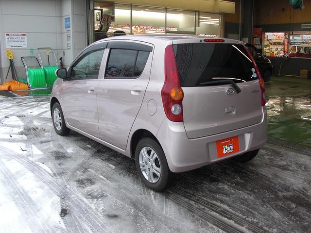 「ダイハツ」「ミラ」「軽自動車」「北海道」の中古車9