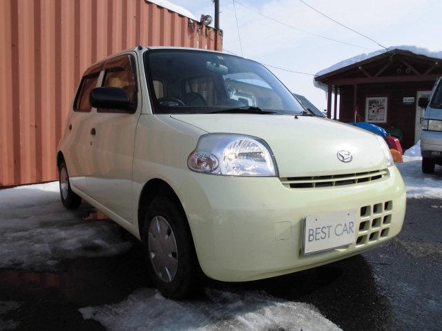 「ダイハツ」「エッセ」「軽自動車」「北海道」の中古車3