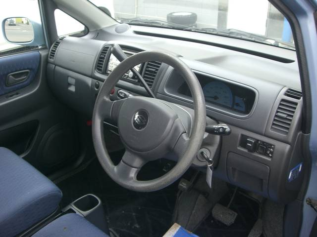 スズキ MRワゴン X  4WD 4年保証 純正CDMD