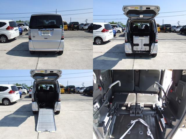 G 車いす仕様車 4WD VSA シートヒーター 電動ウィンチ アルミスロープ CDオーディオ(9枚目)