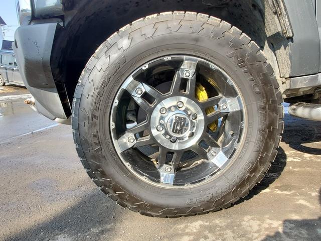 「ハマー」「ハマーH3T」「SUV・クロカン」「北海道」の中古車27
