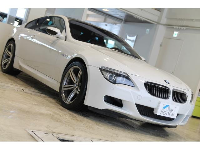 「BMW」「M6」「クーペ」「北海道」の中古車63