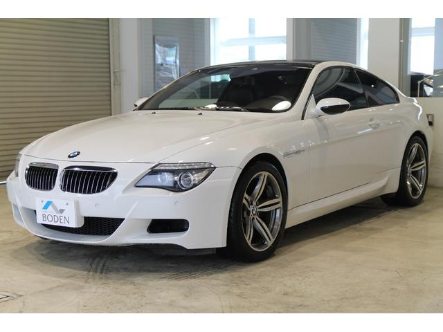 「BMW」「M6」「クーペ」「北海道」の中古車66