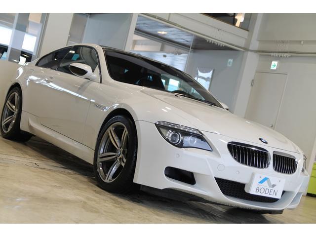 「BMW」「M6」「クーペ」「北海道」の中古車78