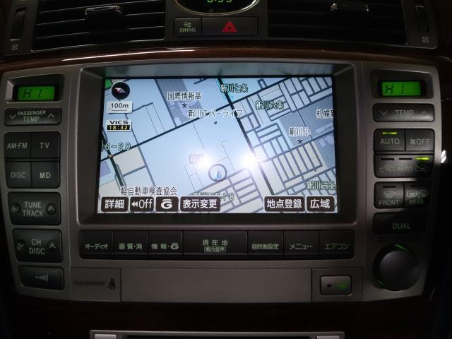 トヨタ クラウンマジェスタ Ci-FourーF 1年保証 SR 黒革 サスコン DVD