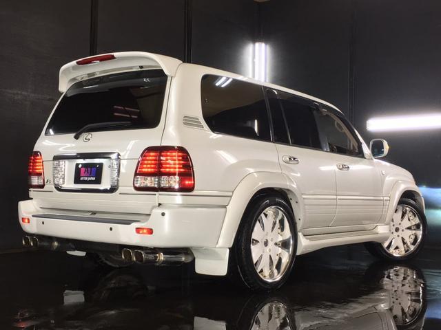 トヨタ ランドクルーザー100
