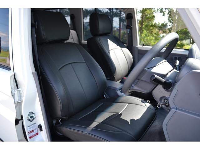 「トヨタ」「ランドクルーザー70」「SUV・クロカン」「北海道」の中古車21